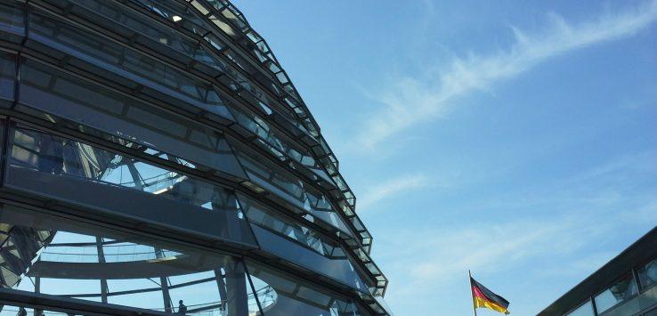 Visitare il Reichstag Berlino