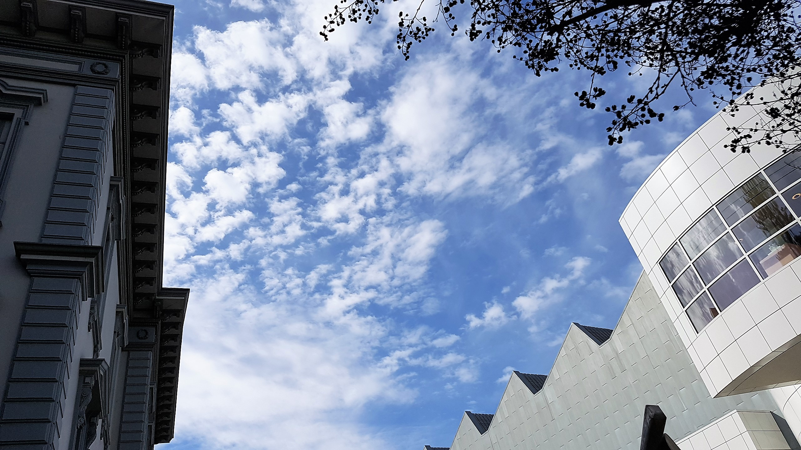 Due edifici Crocker Museum Sacramento