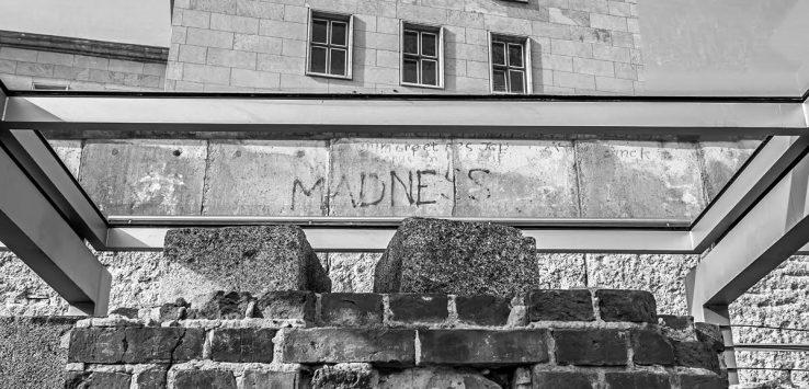 Foto Muro di Berlino Gianluca Vecchi