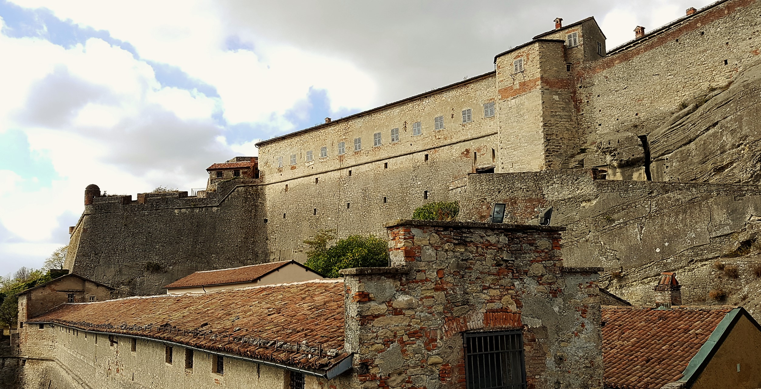 Visitare il Forte di Gavi