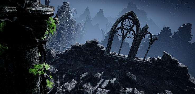 luoghi gotici in Gran Bretagna