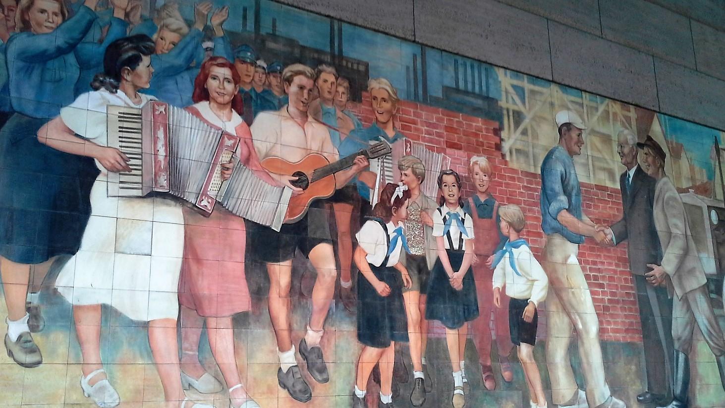 murales ddr