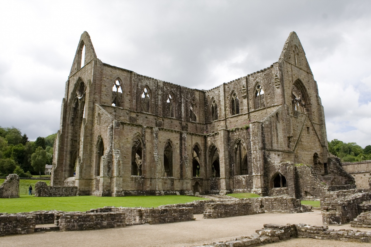 tintern abbey galles