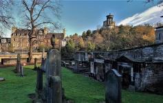 Cimitero Calton Road Edimburgo