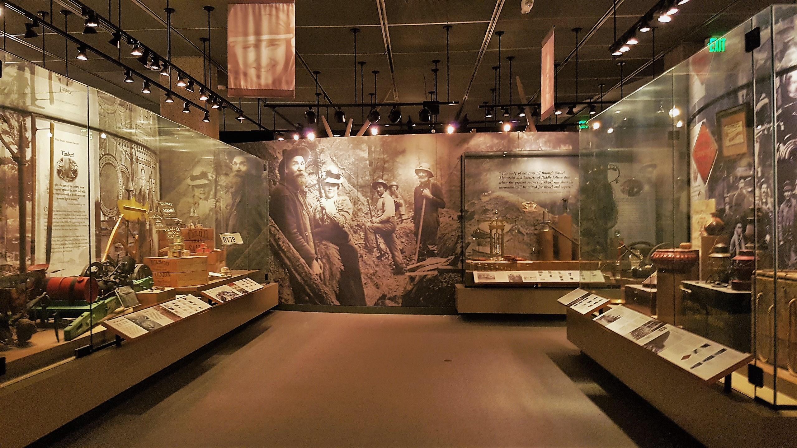 Esposizione Oregon Historical Society