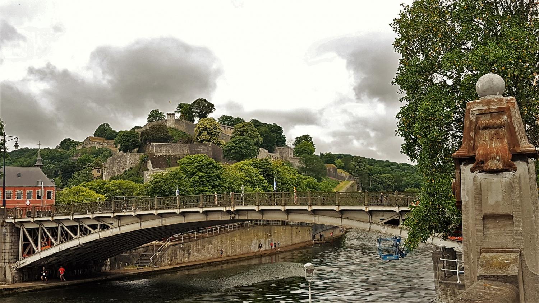 Namur La cittadella