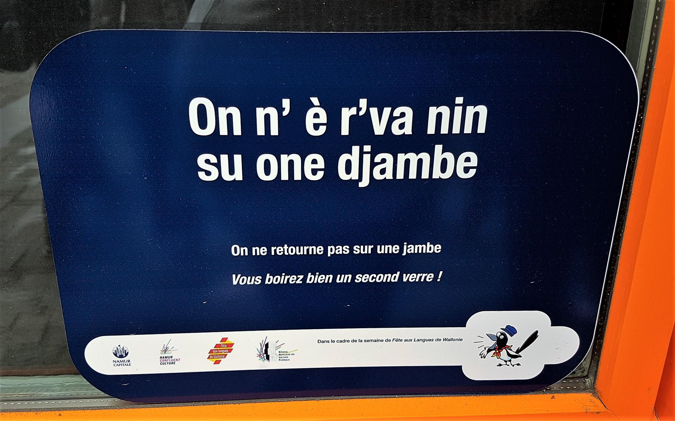 Namur Lingua Vallone