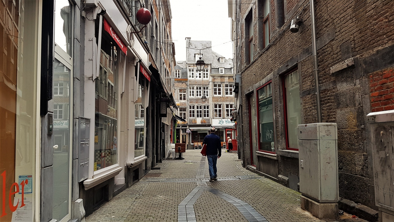 Namur vie del centro