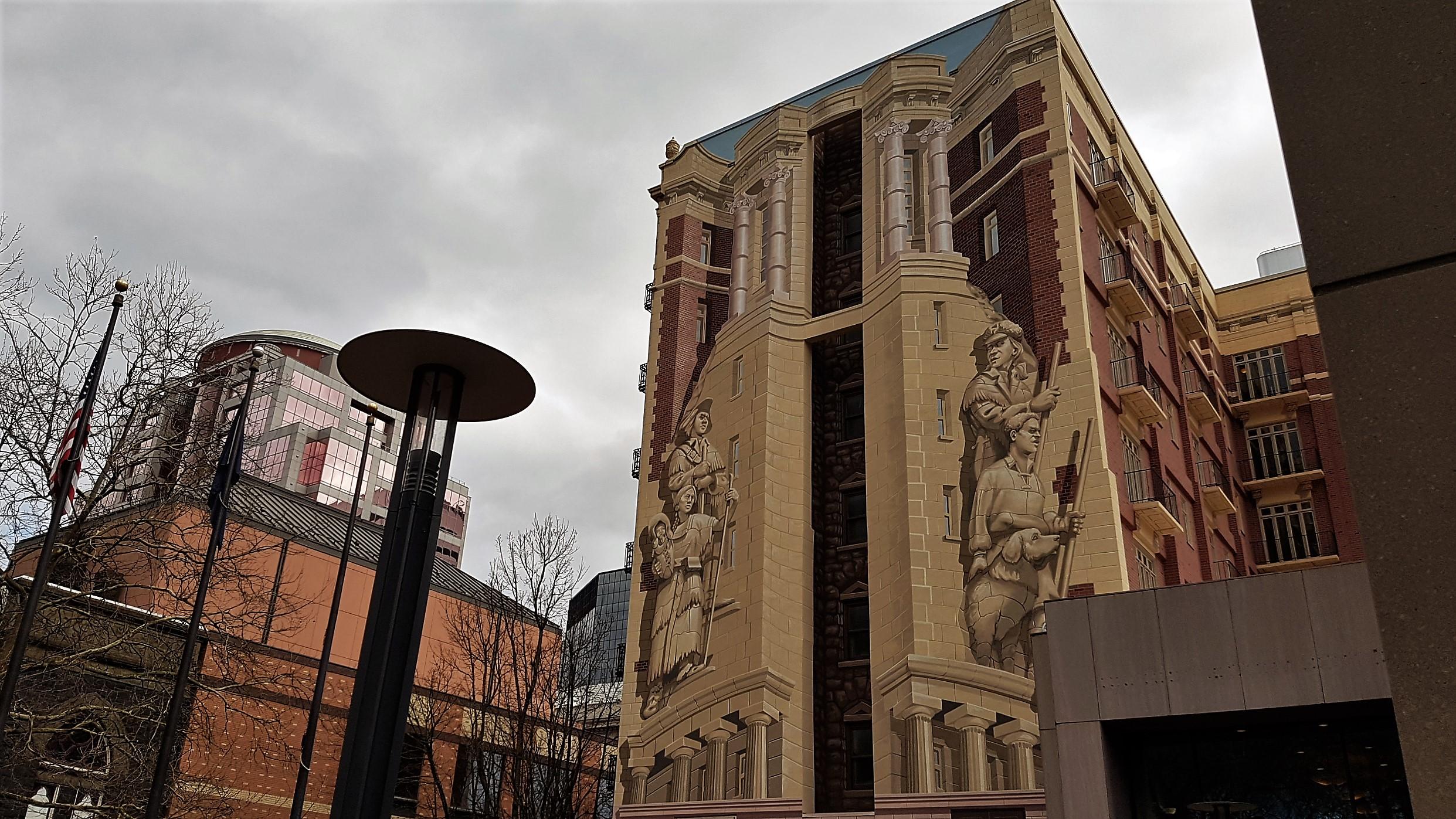 Portland Oregon Historical Society