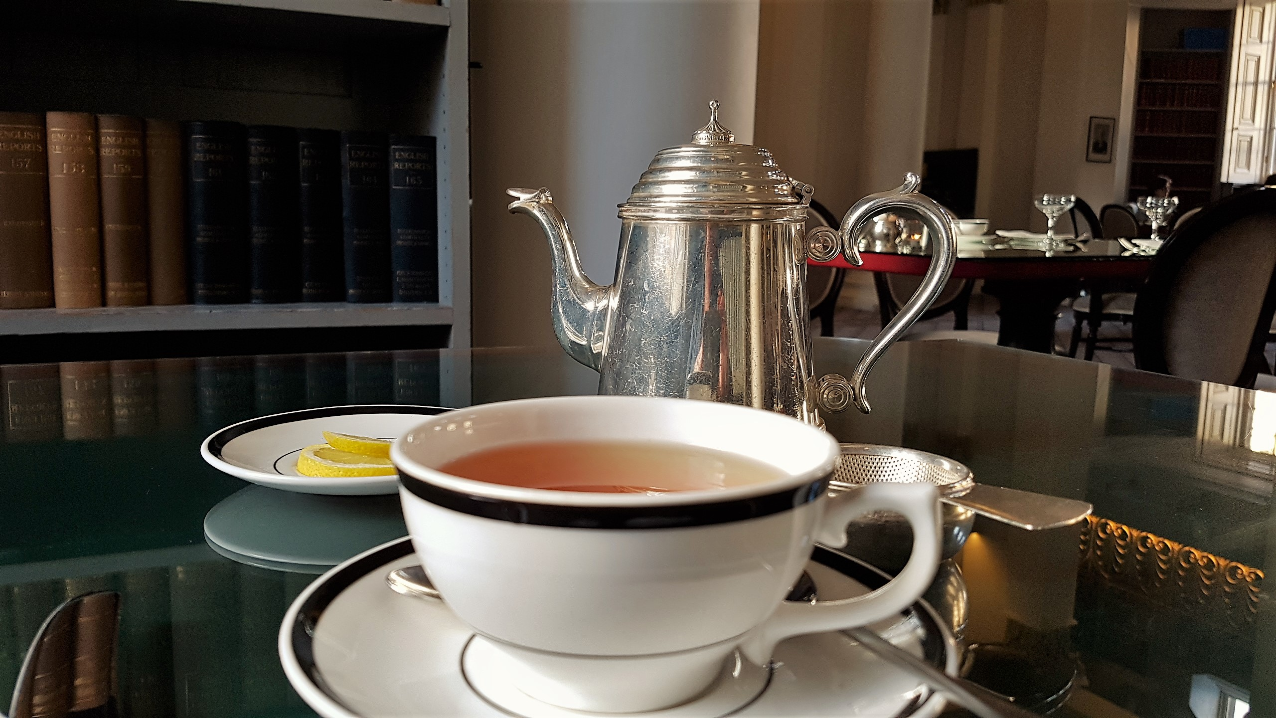 Signet tea completo