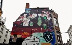 Street art namur