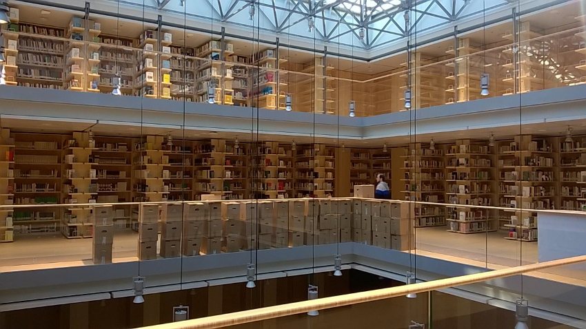 Biblioteca universitaria Trento