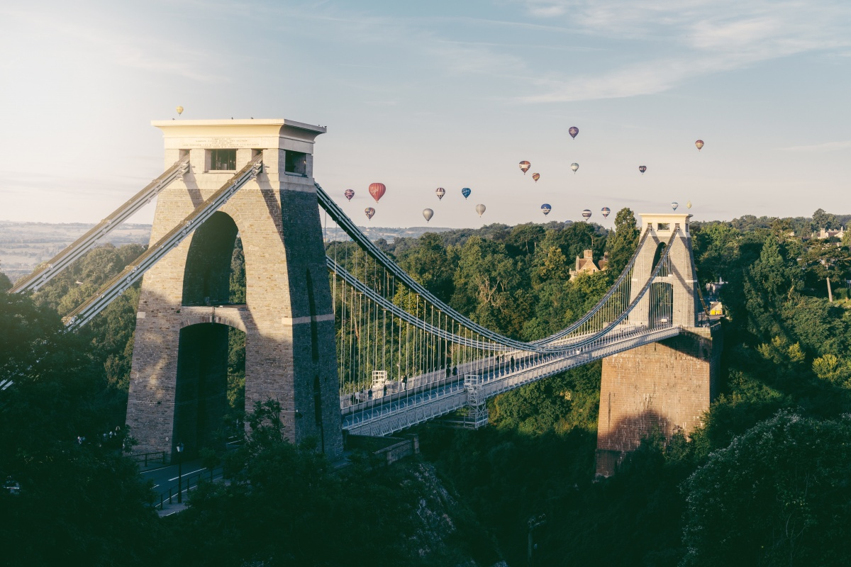 Clifton Bridge Bristol