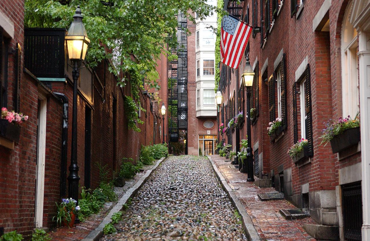 visitare boston