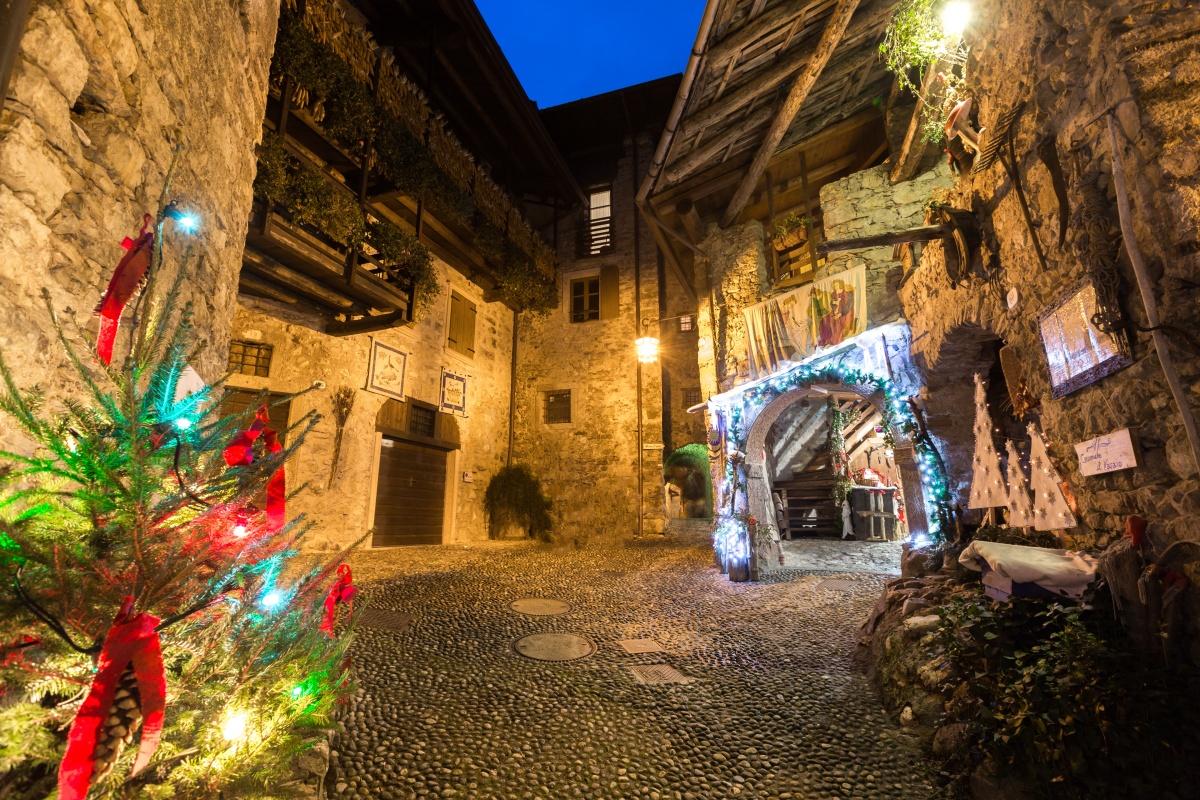 Natale Garda Trentino Canale di Tenno