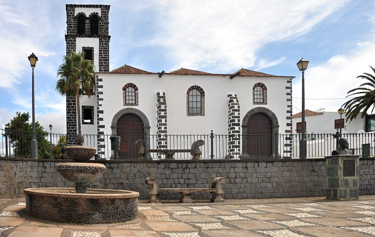 Chiesa di Santa Catalina Tacoronte