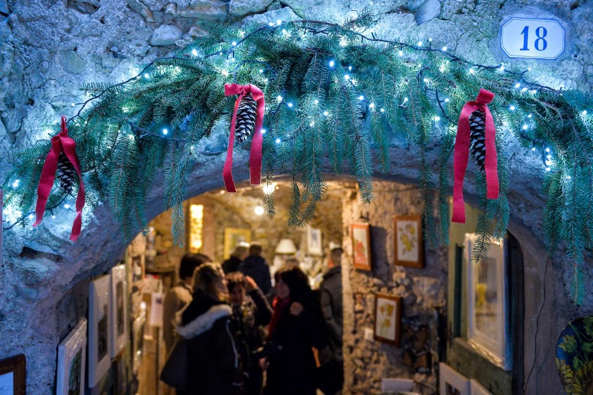 Mercatino di Natale di Canale di Tenno