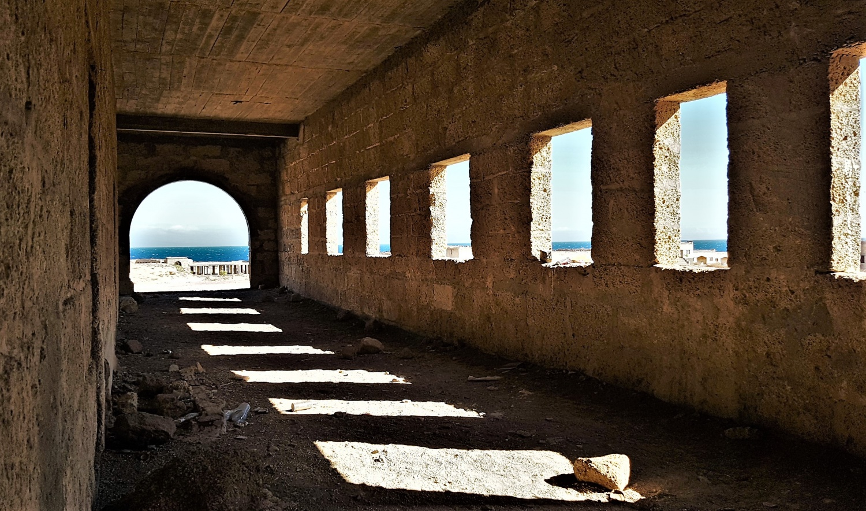 Perché esiste la Città fantasma di abades