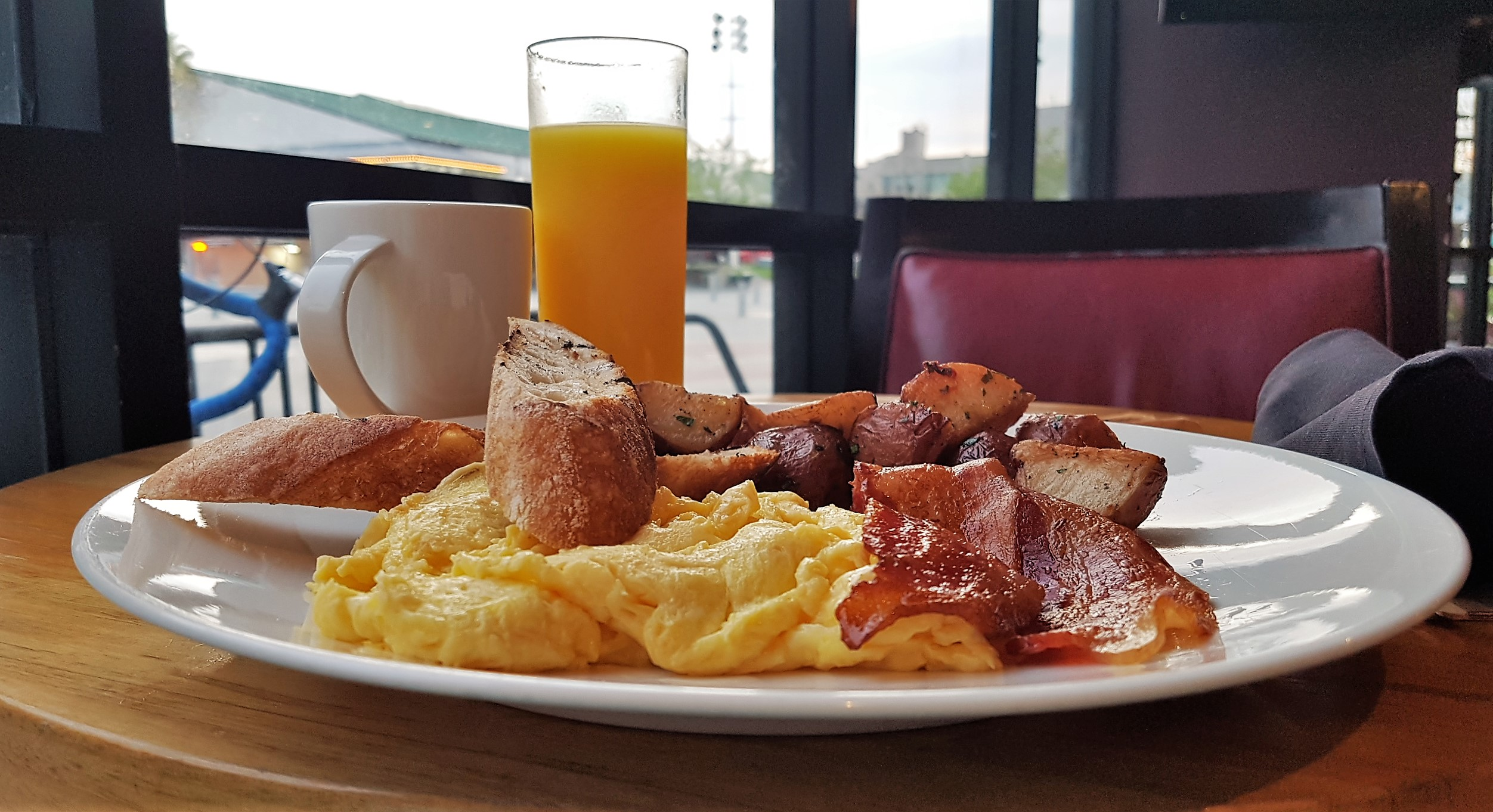 Dove fare colazione a Oakland