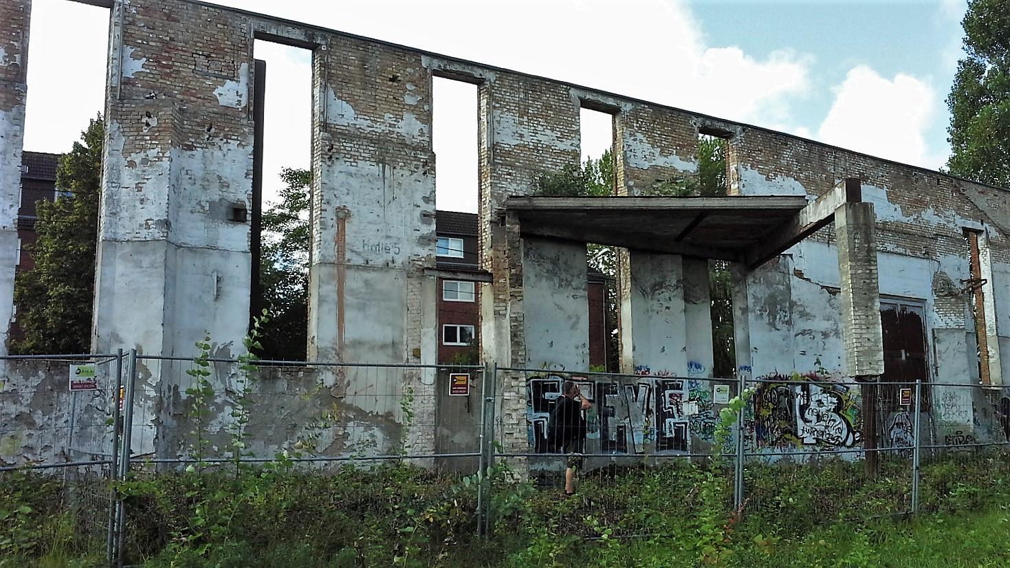 Fabbrica Heinkel Rostock