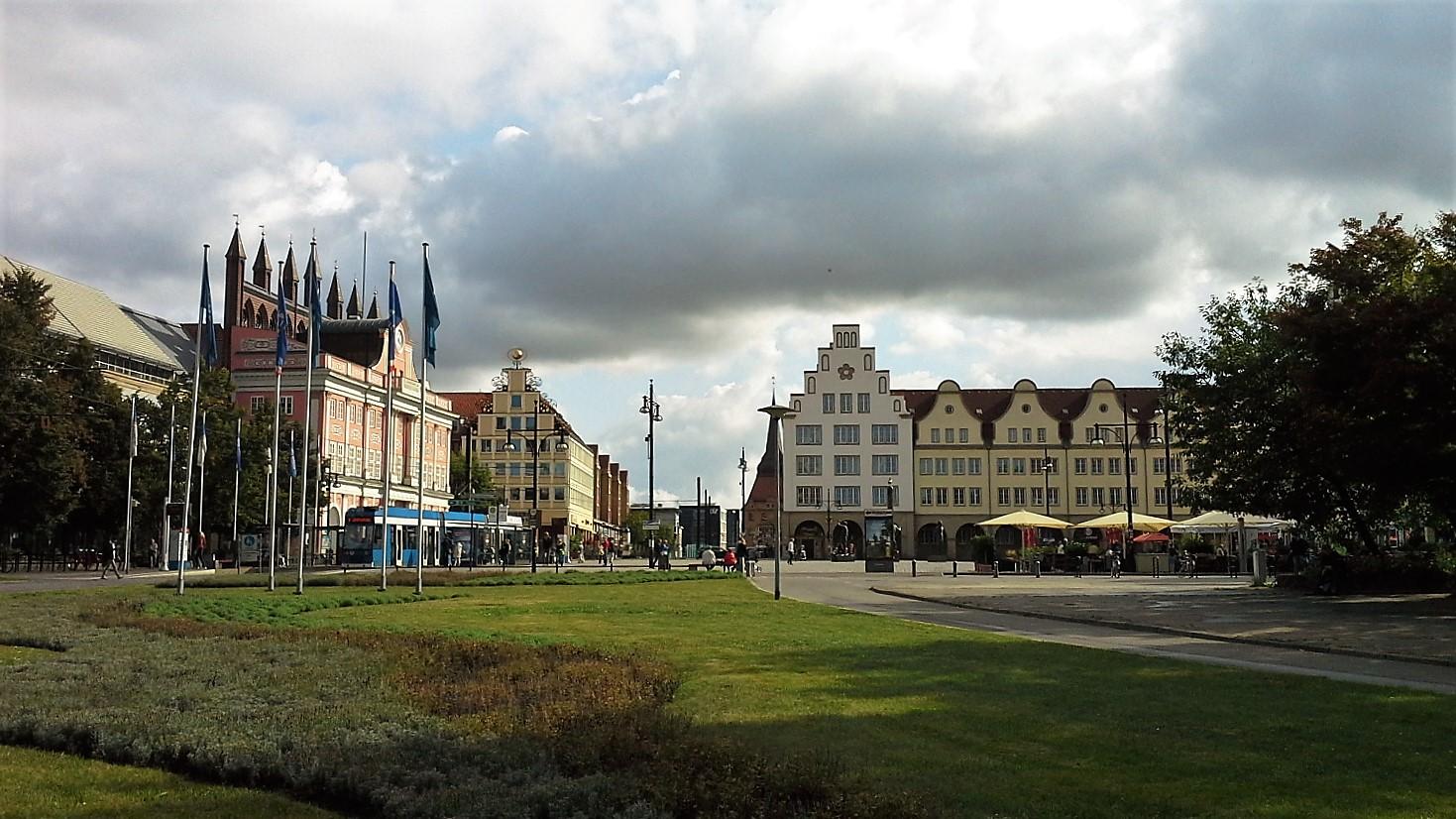 Neuermarkt Rostock