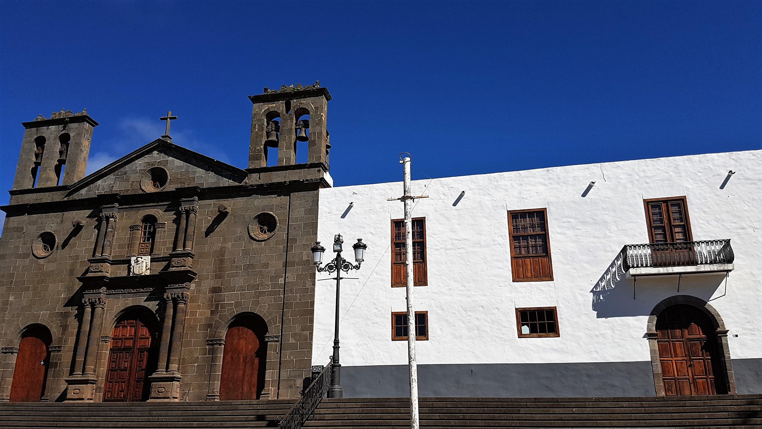 Plaza del Cristo Tacoronte