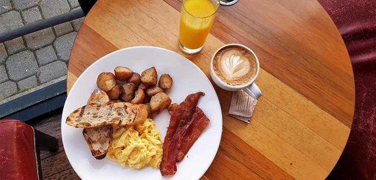 colazione a oakland