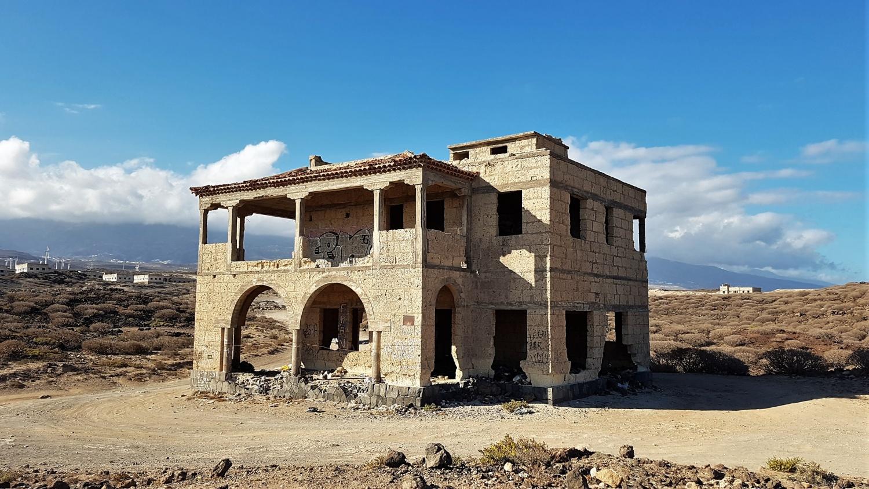 edificio dirigenziale Abades