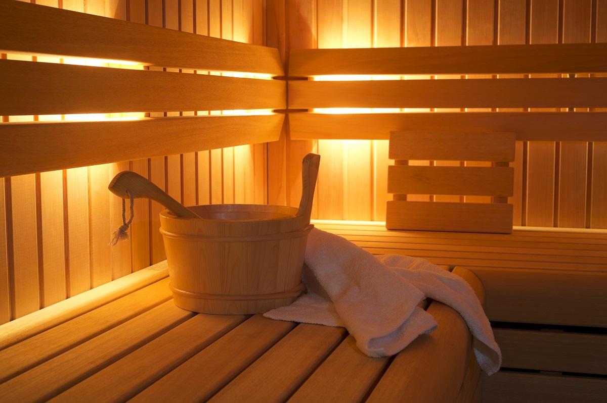 Sauna in Carinzia