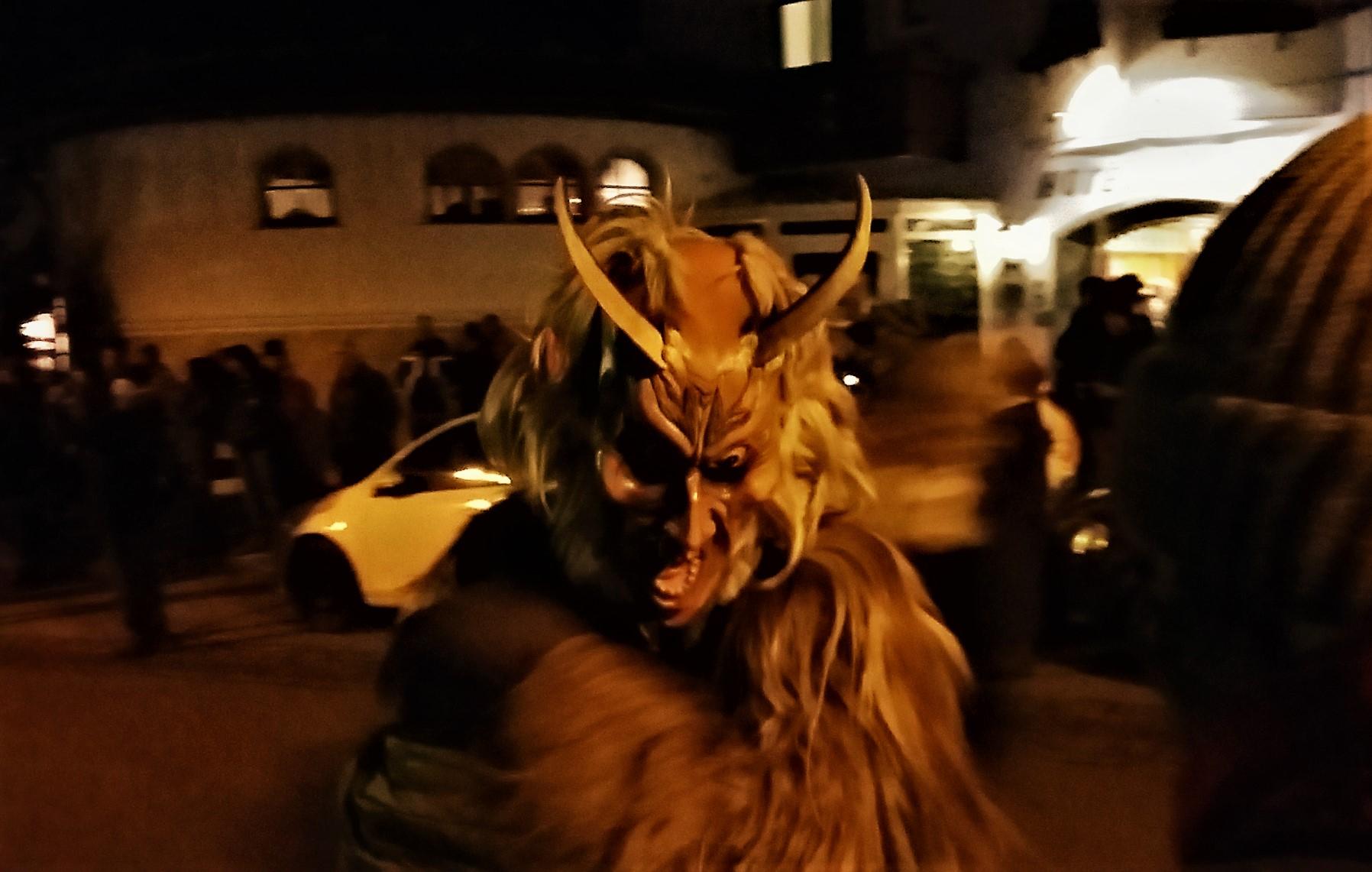 tradizione dei Krampus