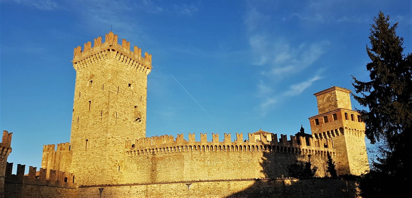 Come raggiungere Borgo Vigoleno
