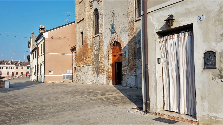 Comacchio Chiesa Carmine