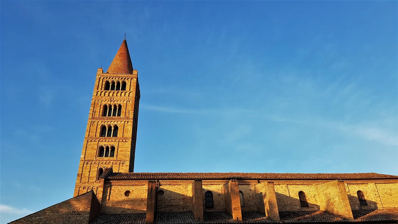 Emilia Romagna Abbazia di Pomposa