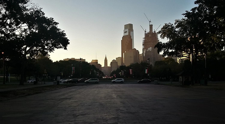 Philadelphia al mattino