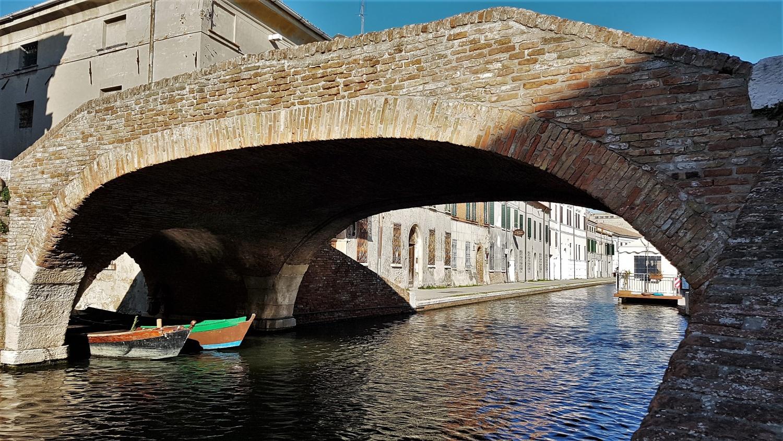 Ponte degli Sbirri Comacchio