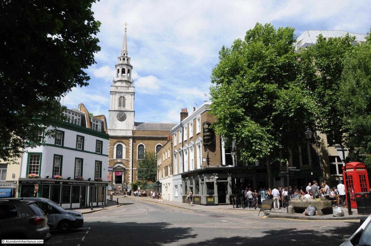 Clerkenwell Londra