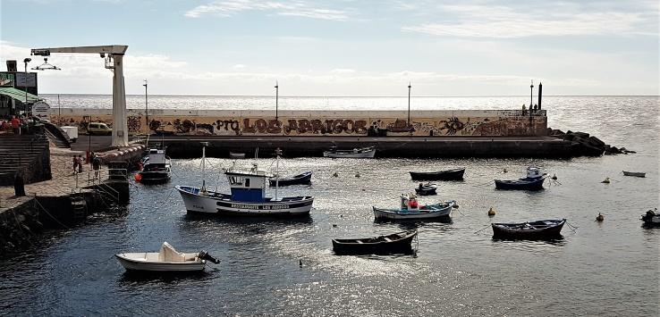 Tenerife Visitare Los Abrigos
