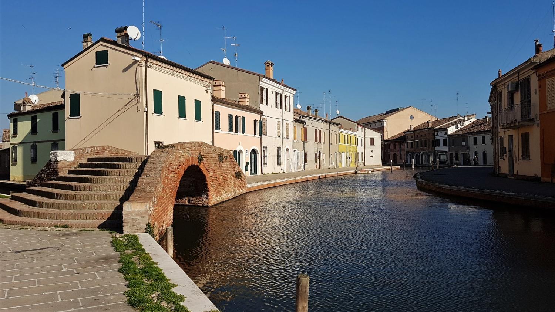 Via Agatopisto Comacchio