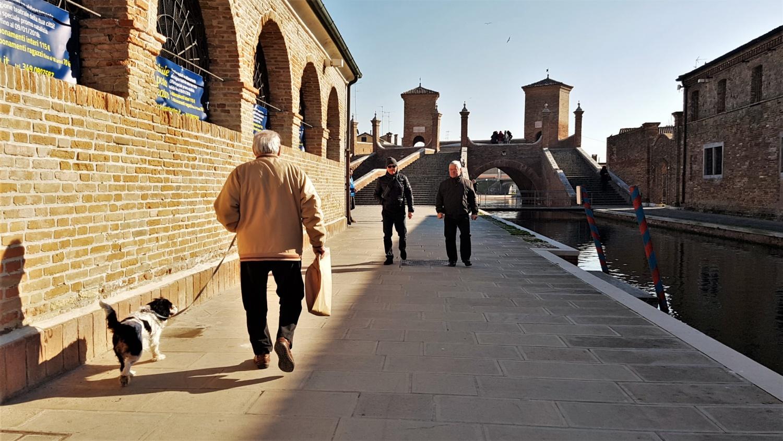 Vita quotidiana a Comacchio
