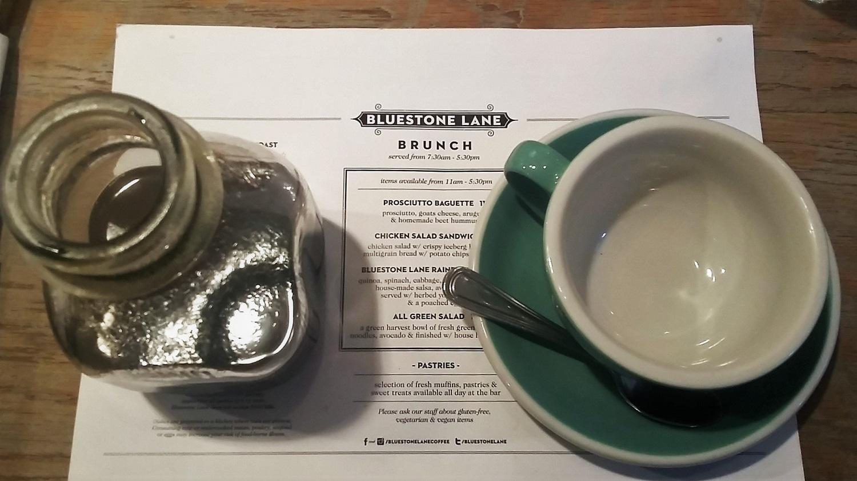 bluestone lane café Philadelphia