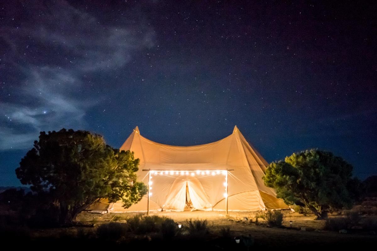 Perché scegliere il campeggio