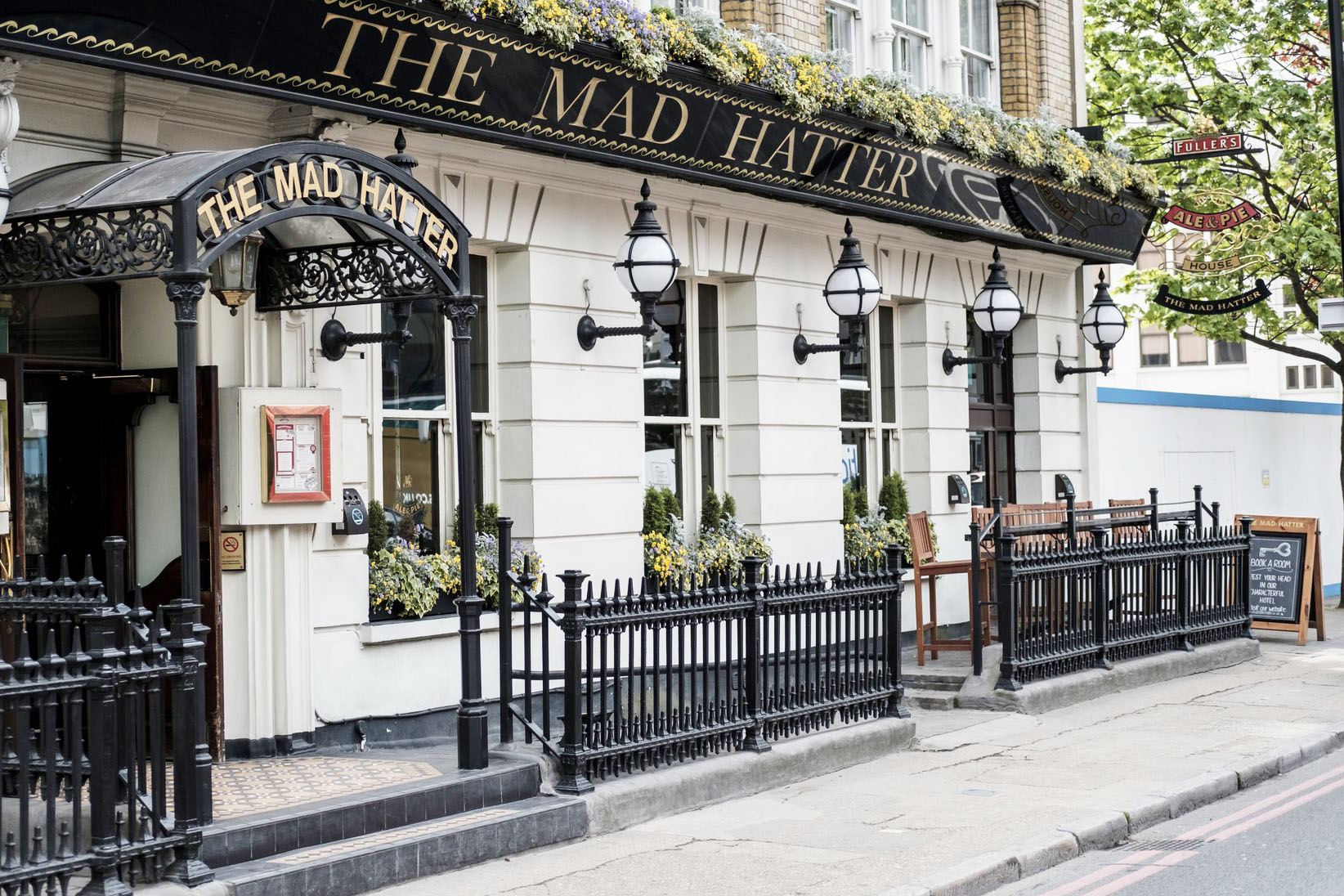 Mad Hatter London