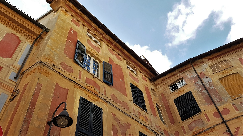 palazzo stile ligure