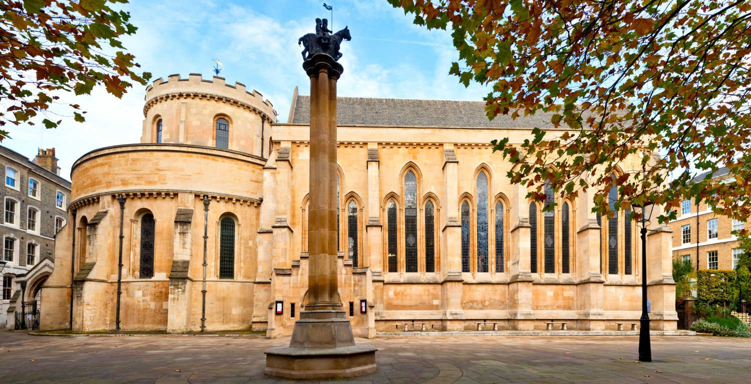 Temple Church Londra