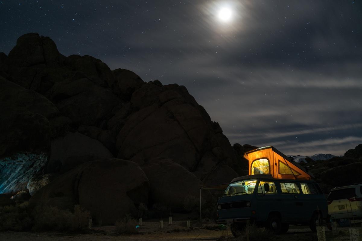 come scegliere il campeggio