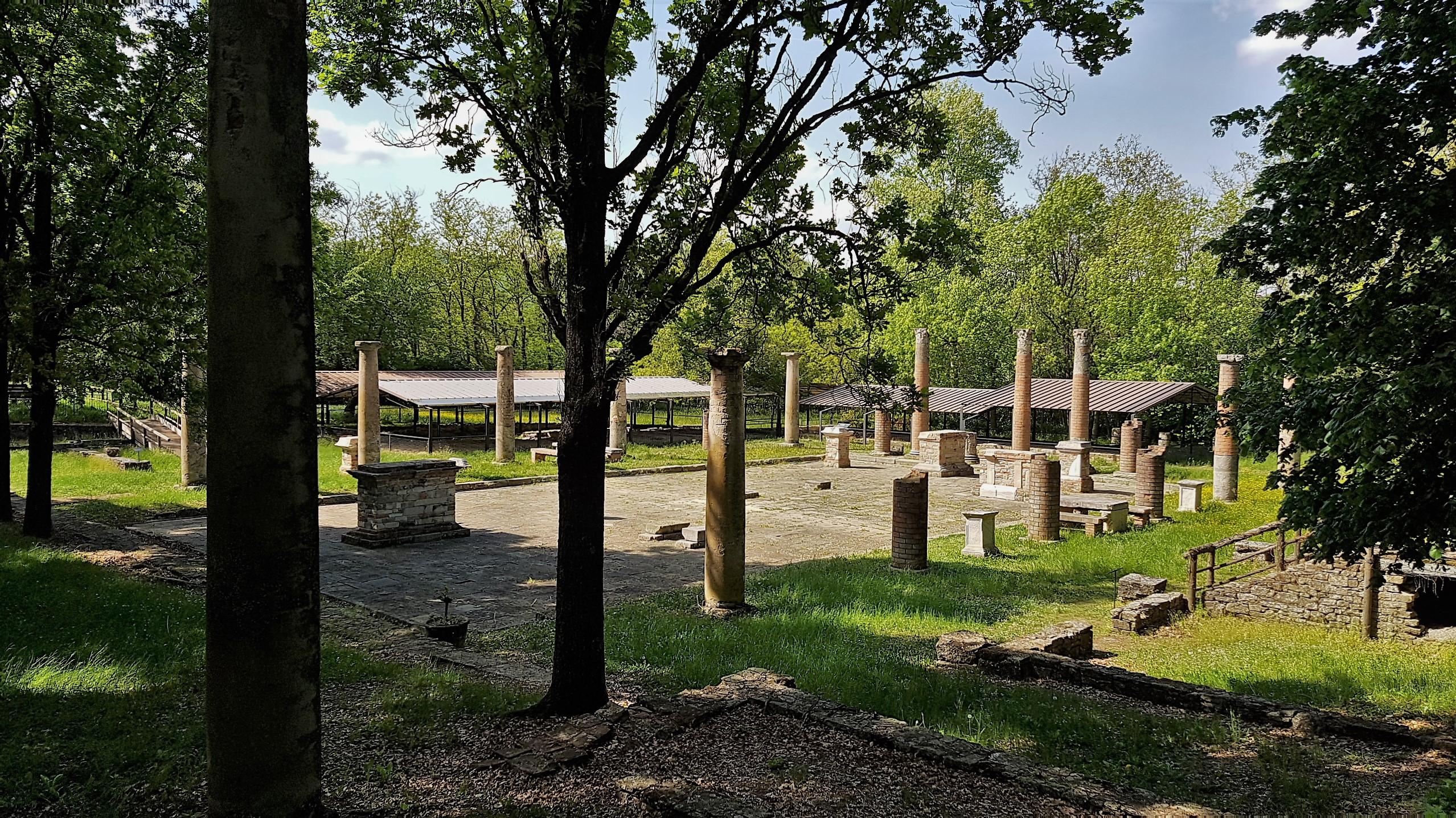 Area archeologica di Velleia