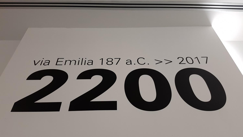 2200 anni della via Emilia
