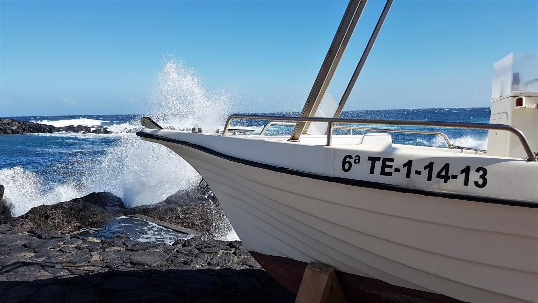 Barca Las Eras