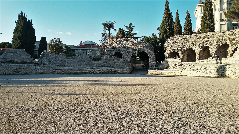 Nizza Area Archelogica Cimiez