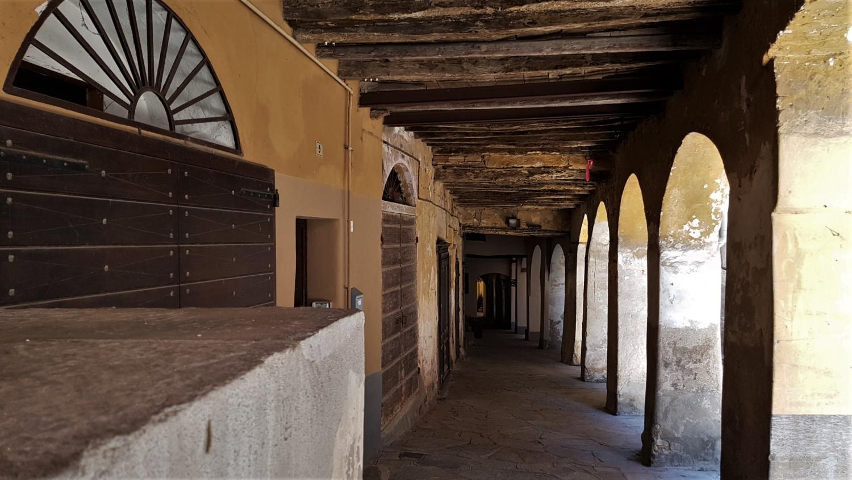 cosa vedere a Masserano i portici